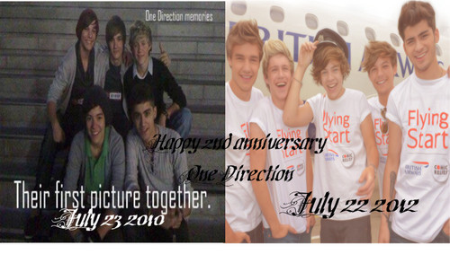 Happy 2nd anniversary 1D