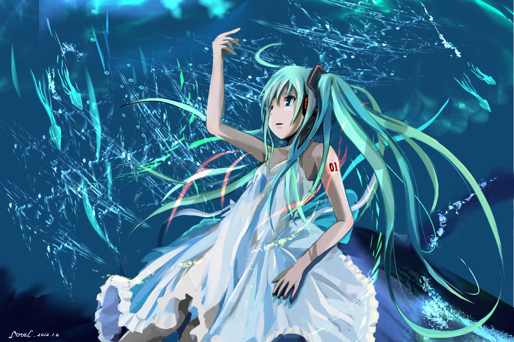 hatsune miku anime - photo #3