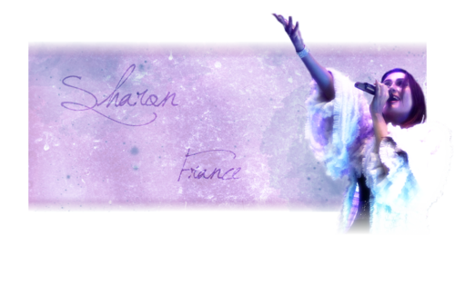 Header for Sharon France