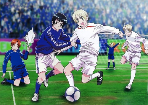 Hetalia Axis Powers - Incapacitalia FIFA