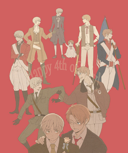 hetalia - axis powers