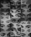 His beautiful eyes - michael-jackson photo