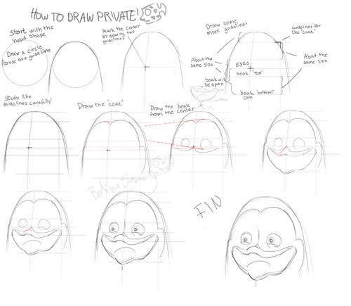 How to draw Private