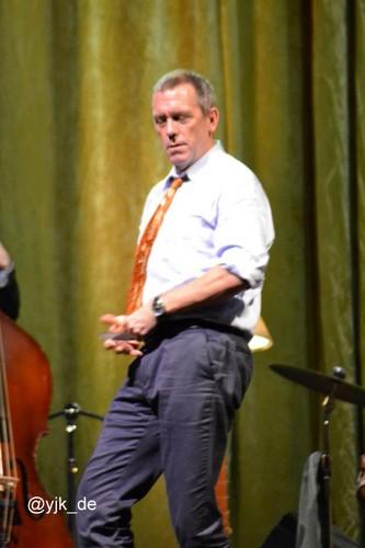 Hugh Laurie in Bochum RuhrCongress Halle 17.07.2012