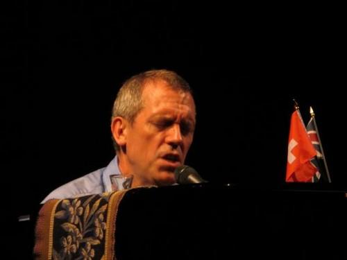 Hugh Laurie in Zurich 21.07.2012