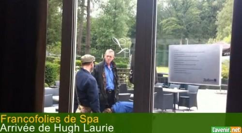 Hugh laurie- Les Francofolies de Spa 19.07.2012