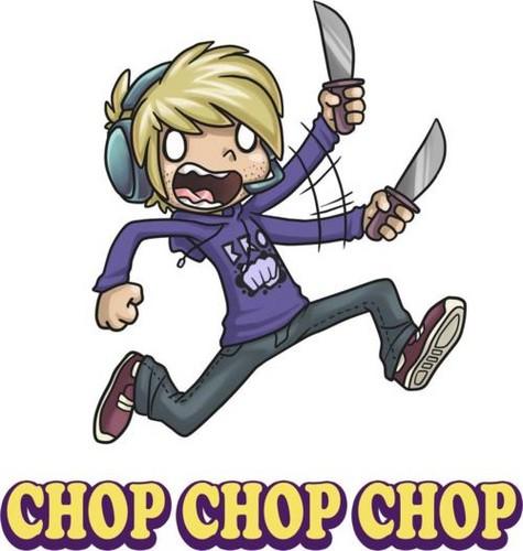 I Speak Chopnese