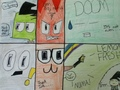 Invader Zim comic by Chillyneon