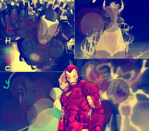 Ironman & Cendrillon