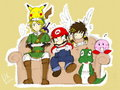 It's Game Time - super-smash-bros-brawl photo