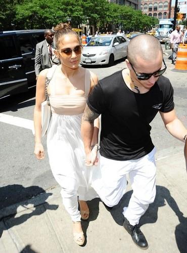 J.Lo Celebrates Her Birthday [July 24, 2012]