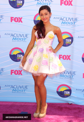 JULY 22 - Teen Choice Awards