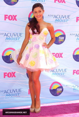 JULY 22 - Teen Choice Awards
