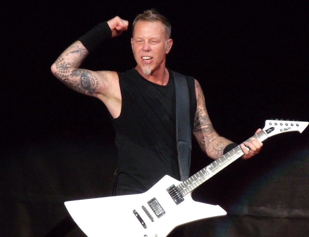 james hetfield james hetfield photo 31508593 fanpop. Black Bedroom Furniture Sets. Home Design Ideas