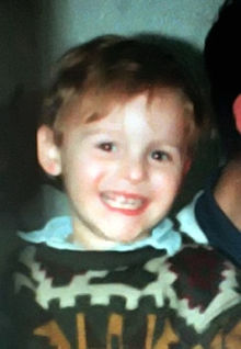 James Patrick Bulger (16 March 1990 – 12 February 1993)