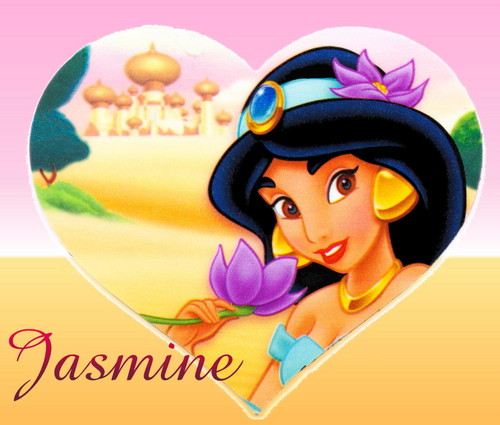 Aladdin wallpaper entitled Jasmine