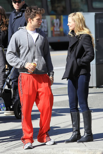 Jennifer and Sebastian are dating <3