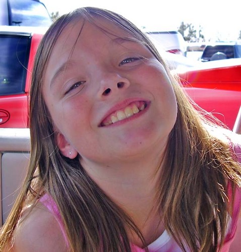 Jessica Marie Lunsford (October 6, 1995 – February 27, 2005)