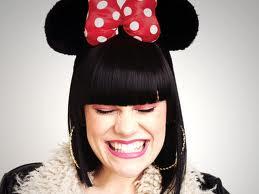 Jessie J Minnie Ears