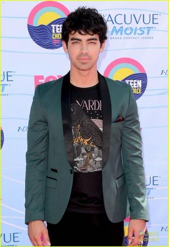 JoeJonas:Teen Choice Awards 2012