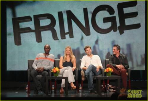 Joshua Jackson: 'Fringe' at Summer TCA Tour!