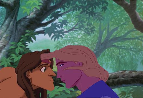 Jungle 사랑