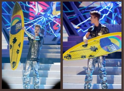 Justin Bieber Choice Awards 2012 (TCAs)