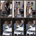 Justin Bieber & Selena gomez New zeland 2012 - justin-bieber photo