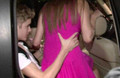 Justin Bieber and Selena Gomez out to dinner  - justin-bieber-and-selena-gomez photo