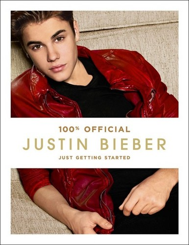 Justin Bieber new book: Just getting started