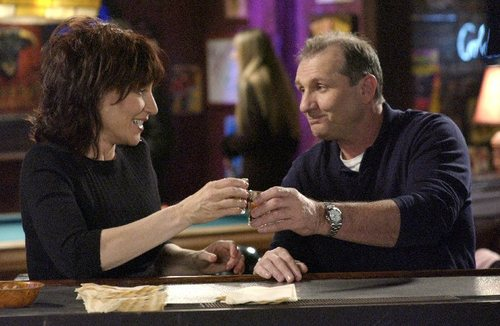 Katey Sagal and Ed O'Neill