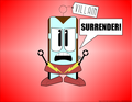 Killgore: SURRENDER!!!!!!
