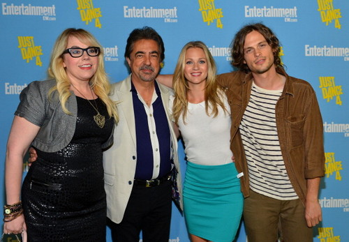 Kirsten, Joe, AJ; Matthew