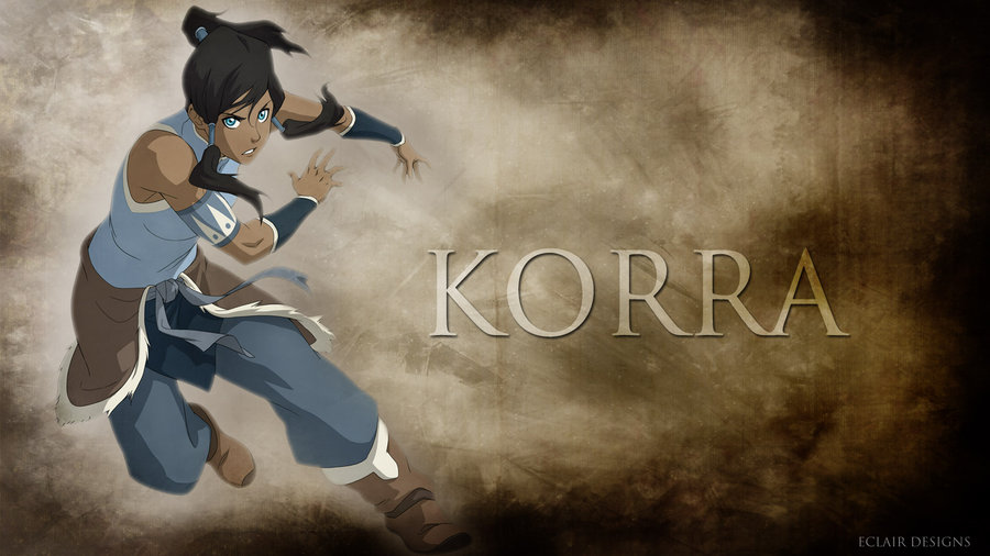 Korra Desktop wallpaper