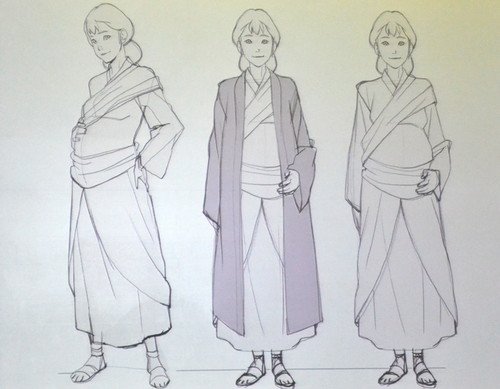 Korra Official Artwork