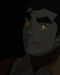 Korra Vampire