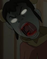 Korra Вампиры