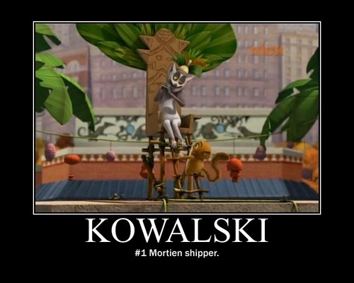 Kowalski is the new Cupid.