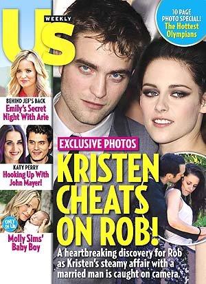 Kristen Makes a BooBoo.... :o O :/
