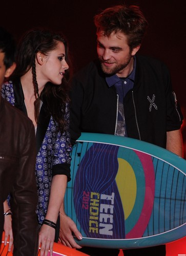 Kristen at the 2012 Teen Choice Awards - 22/07/12 - HQ. - kristen-stewart Photo