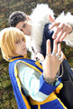 Kurapika Kuroro cosplay Hunter x Hunter - hunter-x-hunter photo