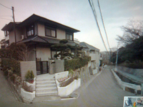 Kyon's real house