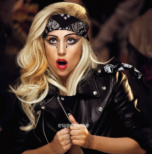 Lady Gaga wallpaper titled Lady Gaga Judas