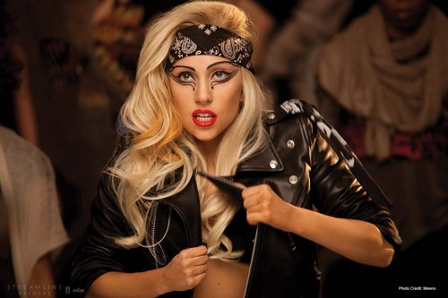 Lady Gaga Judas - lady-gaga Fan Art