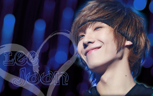 Lee Joon(MBLAQ)