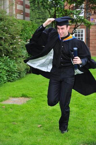 Leeds Metropolitan chuo kikuu, chuo kikuu cha Graduation (July 24)