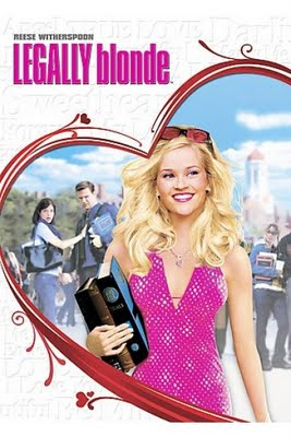 Legally Blonde wallpaper probably containing a sign entitled Legally Blonde