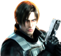 Leon Kennedy Render - RE:Damnation