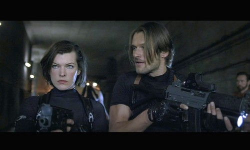 Resident Evil wallpaper called Leon in RE-Retribution