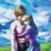 Link and Zelda - the-legend-of-zelda icon